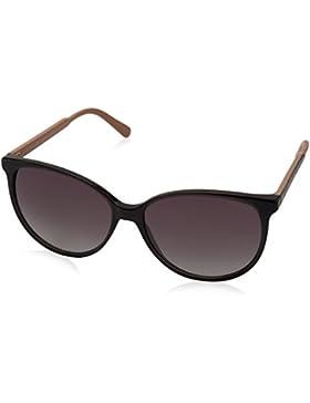 Tommy Hilfiger Damen Schmetterling Sonnenbrille TH 1261/S 4C, Gr. 57 mm