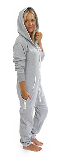 moniz Mujer Jumpsuit gris S
