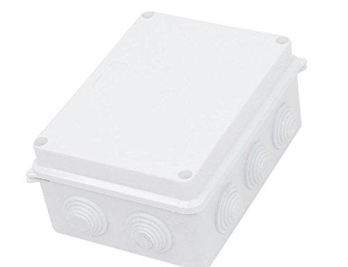 BAOLIJIN câble électrique Boîte de jonction ABS étanche scellé câble Organiser Box 150 x 110 x 70 mm