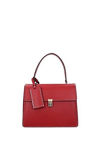 VALENTINO-GARAVANI-Womens-Top-Handle-Bag-red-red