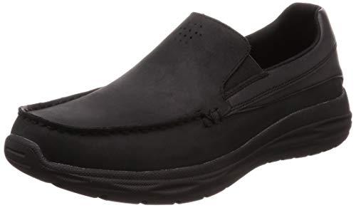 521b064498177 -17% Skechers Men's HARSEN-ORTEGO Loafers, (Black Blk), 10 (45 EU
