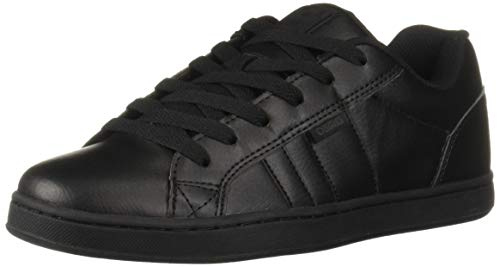 Osiris Loot - Zapatillas de Skate para Hombre, Negro Negro/Negro/Negro, 43 EU
