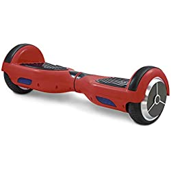 """ACBK Hoverboard Patinete Eléctrico Autoequilibrio 6,5"""" (Rojo)"""