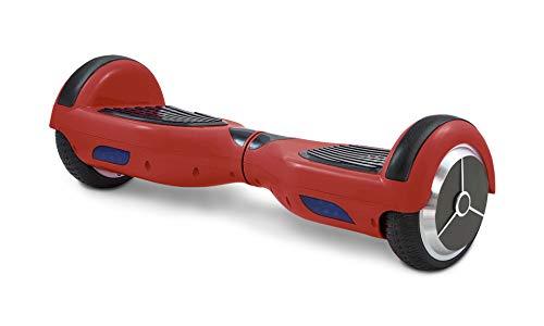 ACBK Hoverboard Patinete Eléctrico Autoequilibrio 6,5' (Rojo)