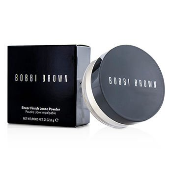 Bobbi Brown - Sheer Finish Loose Powder - # 07 White (New Packaging) 6g/0.21oz - Bobbi Brown Sheer