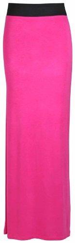 Purple Hanger Damen Rock Pink Cerise