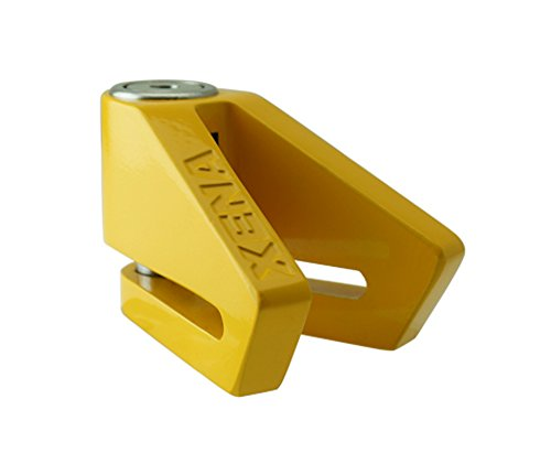 Xena X2-Y Candado, Amarillo, 14 mm