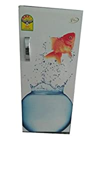 V Raj Gharganti White Mdf Board Automatic Flourmill