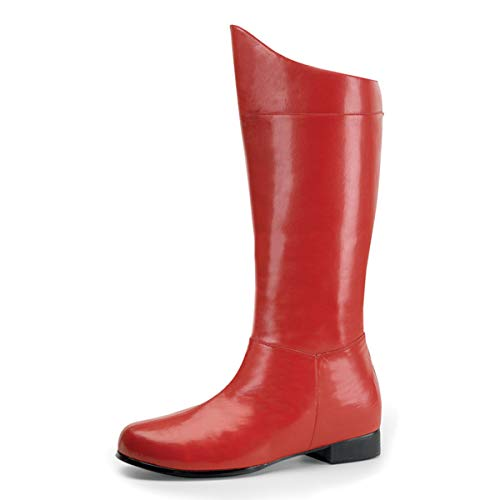 Higher-Heels Funtasma Superhelden Stiefel Hero-100 rot 43,5 bis ()