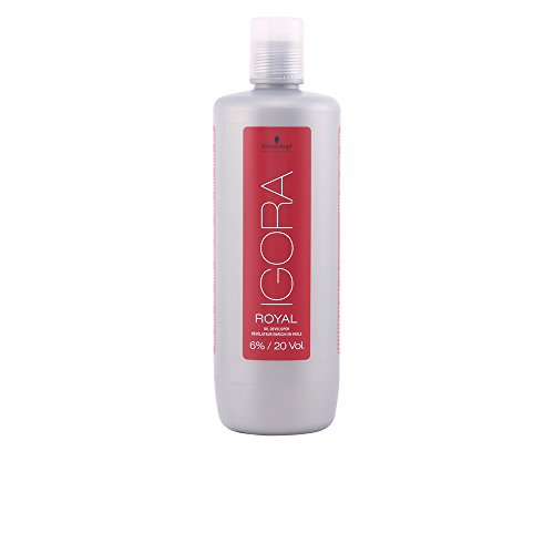SCHWARZKOPF IGORA ROYAL color & care developer 6% 20 VOL 1000 ml
