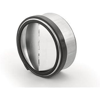 vioks abluft haube lufthaube l ftung aussenhaube aussengitter anschluss 150mm mit beweglichen. Black Bedroom Furniture Sets. Home Design Ideas