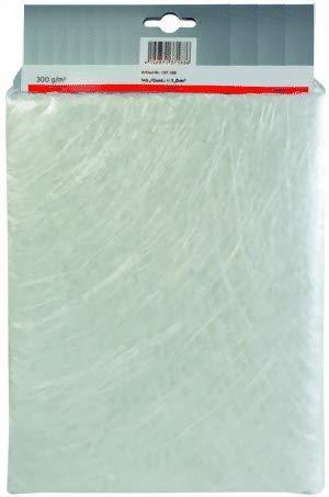 Fibra de Vidrio MAT-300 (densidad 300gr/m2) 5m2 para reparaciones