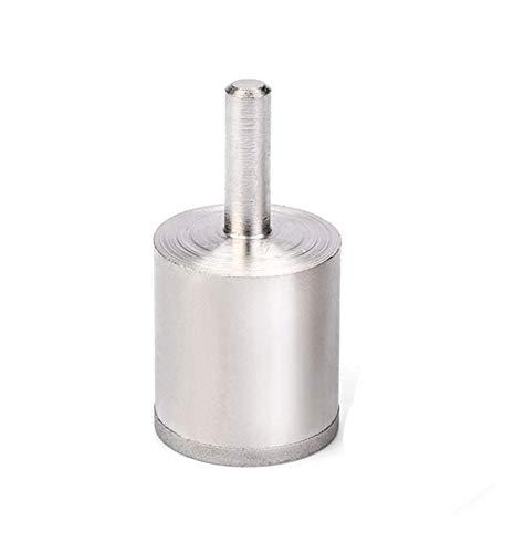 Preisvergleich Produktbild 1PCS Augenhöhle Saughöhe Grinding Sand Jade Bead Bernstein Bodhi Wurzel Werkzeugschleifen Kugel der Runden Perlen 3mm tun ~ 25mm