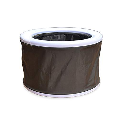 JXHD Portable Auto WC/Tragbare Toilette - Faltbares Design Für Erwachsene Oder Kinder (Toilette Portable Camping)