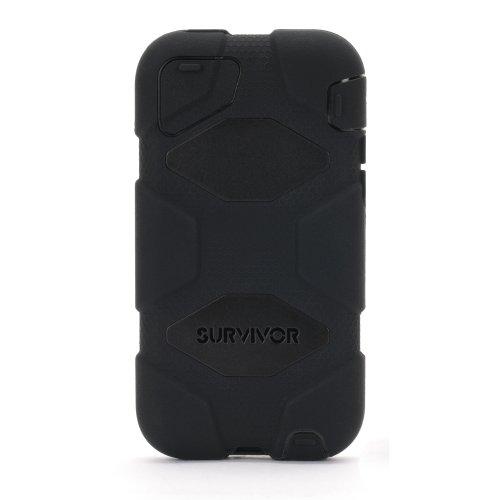 Griffin GB38141 Etui pour iPhone 5C Noir
