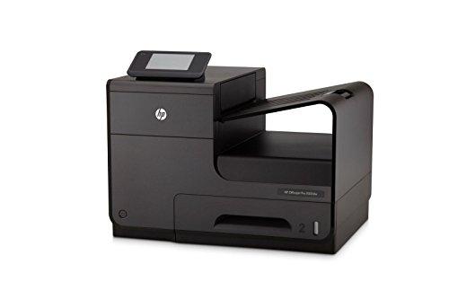 Bild 3: HP Officejet Pro X551dw All-in-One Multifunktionsdrucker (A4, Drucker, Scanner, Kopierer, Fax, Dokumentenecht, Wlan, USB, 2400x1200) schwarz