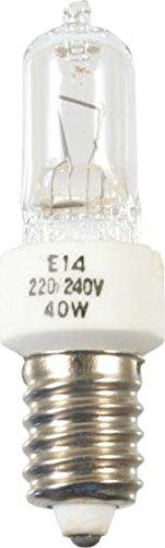 Jd Halogenlampe (Scharnberger+Has. Halogenlampe JD 14x75mm 12000 E14 220-240V 100W Hochvolt-Halogenlampe ohne Reflektor 4034451120006)