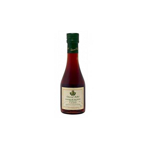 Vinaigre de vin rouge aromatisé à la figue