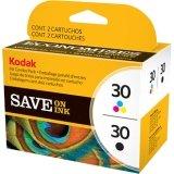 None KOD8781098 - Kodak 2880674 Color Combo 30 Ink