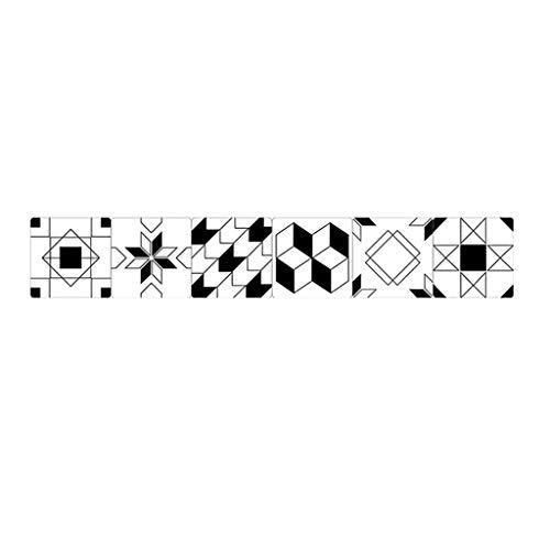Backstein Wandaufkleber Selbstklebende Wasserdichte Wandplatte 20x500cm Dicke Tapete Selbstklebende Wasserdichte Wandplatte PE Schaum Wanddekoration ABsoar