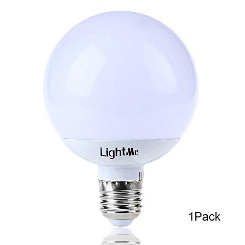 E27-led Golbe Ball Luce a Risparmio Energetico bulb- 9W-18SMD2835leds- 820lm-warm