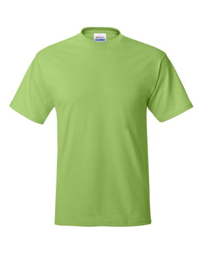Hanes Comfort Blend Cotton Poly T-Shirt Li
