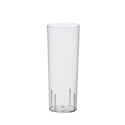 96 VASOS PARA LONG DRINKS  PS 0 3 L DIAMETRO DE 5 85 CM  15 2 CM TRANSPARENTE