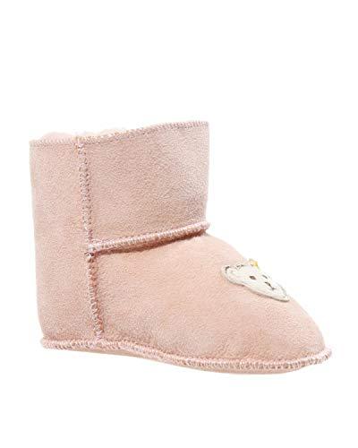 Steiff Kinder Baby Krabbelschuhe Sienna pink (315) 18