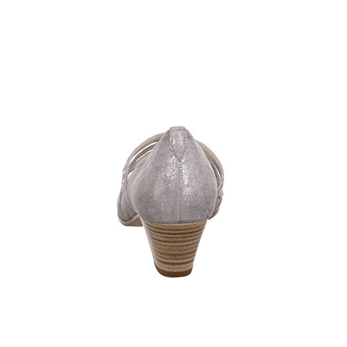 Gabor 66.146.90, Scarpe col tacco donna Grau