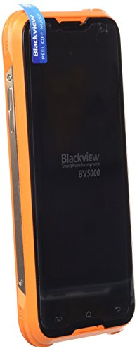 Blackview BV50005.04G - Smartphone, con resistencia al agua IP67, resistente al polvo, antigolpes, Android 5.1,doble cámara, doble SIM