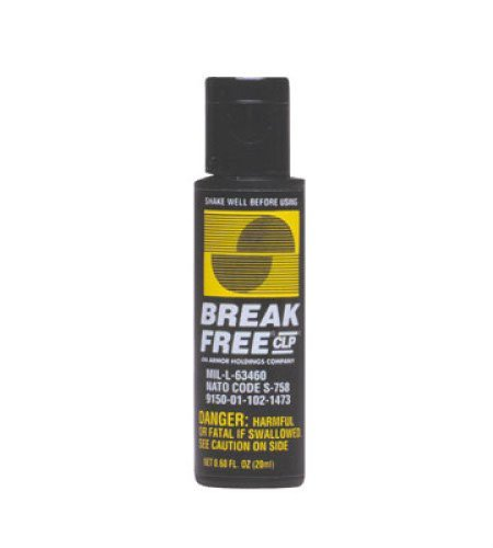 break-free clp-cleaner lubricante conservante .68onza líquida, clp-16