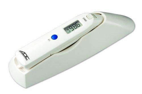 ADC 424Infrarot tympanitisches Thermometer zur Messung im Ohr, Instant Lesen mit Speicher Caddy, ADTEMP -