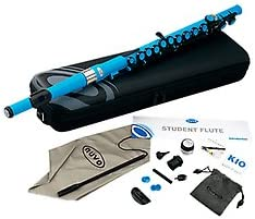 Nuvo - Flauta (en do), color azul