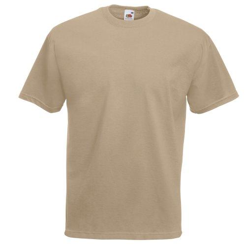 Fruit of the Loom Herren T-Shirt Dusted