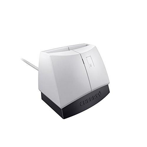 CHERRY SmartTerminal ST-1144UB USB cardreader Pale Grey
