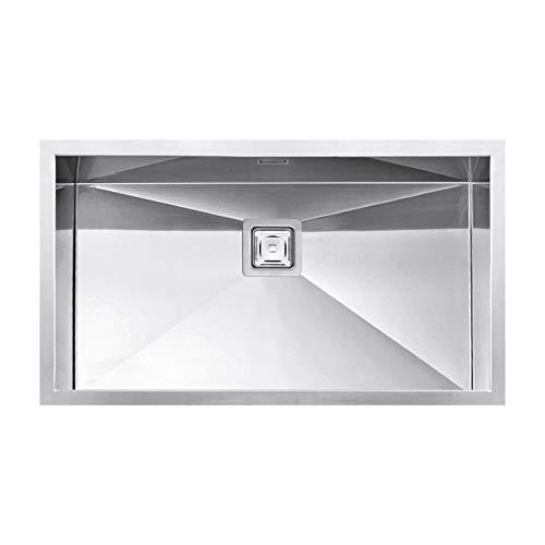 /Rose SANWOOD 1240520/Water Clou innovante Brosse WC sans Poils Brosse WC en Silicone Manche en Acier Inoxydable Inoxydable/