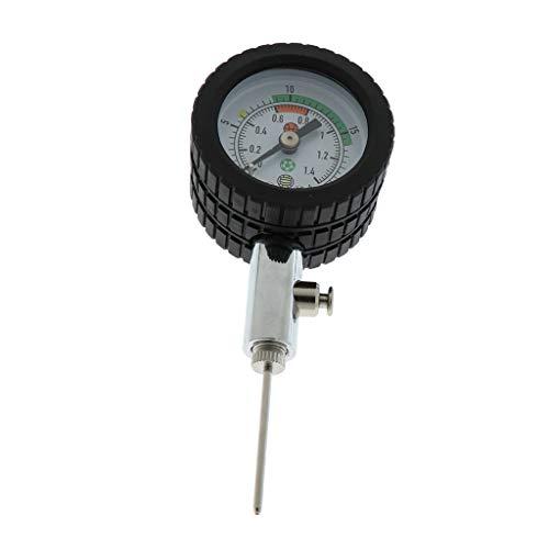Manometro Digitale Pistola Gonfiaggio per Pressione Pneumatici di Auto Moto