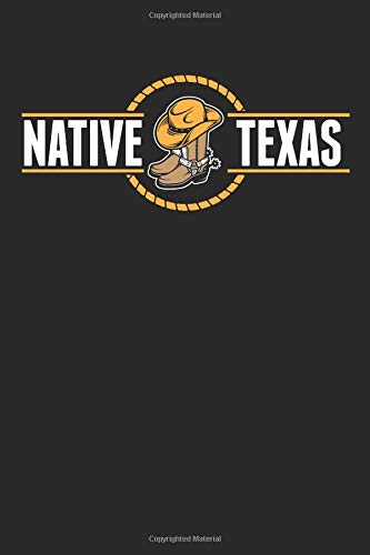 Journal: Native Texas por Spread Joy Journals