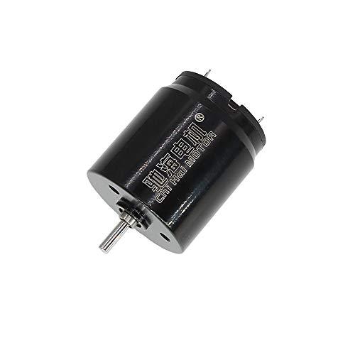 Asdomo Motor DC 12V 11500 U/min Coreless Motor DC-Motor für Tattoo-Stifte und für mechanische Arbeiten -