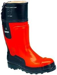 Indust.starter - Juego bota forestal seguridad puntera talla 46 azul/naranja