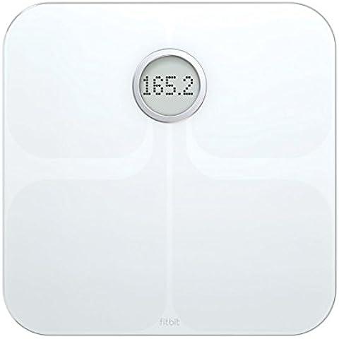 FitBit Aria - Báscula digital, color blanco