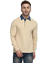 622d751b03b Amazon.in: Beige - T-Shirts & Polos / Men: Clothing & Accessories