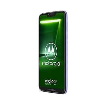 motorola moto g7 Power 6.2-Inch Android 9.0 Pie UK Sim-Free Smartphone with 4GB RAM and 64GB Storage (Single Sim) – Violet
