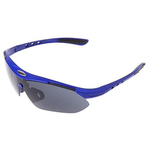 Fysless Radsportbrille, Im Freien Sport Radfahren Fahrrad Fahrrad Reiten Männer Frauen Sonnenbrillen Brillen Goggles_D