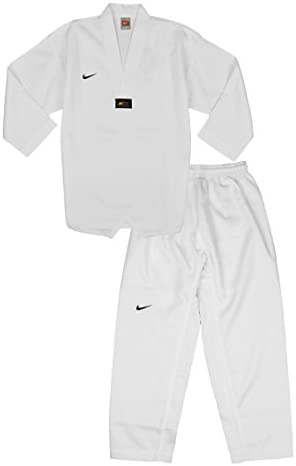 Nike Taekwondo Elite Elite Elite Uniforme, Uomo, bianca bianca, 5X-Large 6 (Nike 10) B00Y18VJF2 Parent | Esecuzione squisita  | una grande varietà  | Bella E Affascinante  | Offerta Speciale  dc41aa