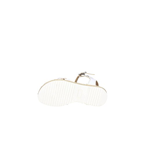 Grunland SA1046-D7 Sandale Fille Blanc