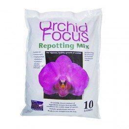 substrat orchidées- chips coco Orchid Focus en 10 L