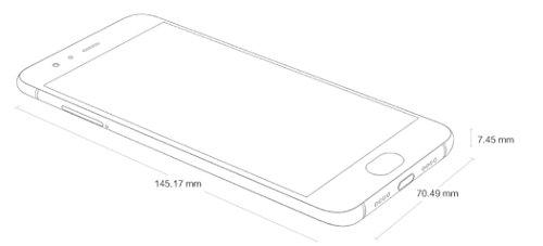 Xiaomi Mi 6 Dual SIM 64GB Nero SIM Free