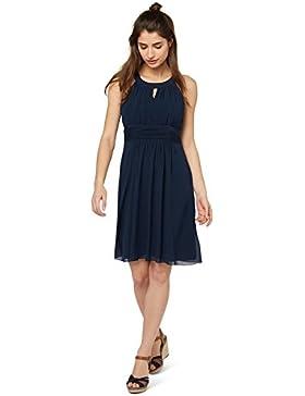 TOM TAILOR Damen Kleid Kleid Elegant Event Dress Gr. 46