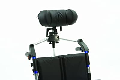 Drive DeVilbiss Healthcare Universal Headrest for Electric of Manual Wheelchairs